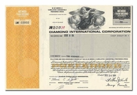 Diamond International Corporation