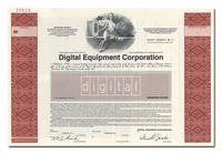 Digital Equipment Corporation (Specimen)