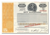 DPF Incorporated (Specimen)