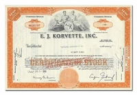 E. J. Korvette, Inc.
