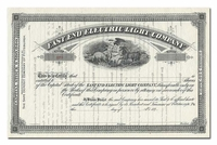East End Electric Light Company