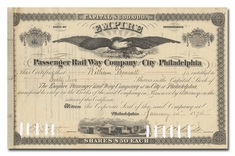 Empire Passenger Railway Company of the City of Philadelphia