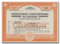 Famous Players-Lasky Corporation of California