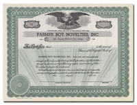 Farmer Boy Novelties Inc.