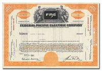 Federal Pacific Electric Company