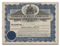 Fisher Supply Company