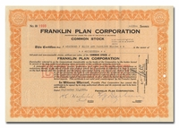 Franklin Plan Corporation