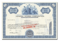 General Stores Corporation