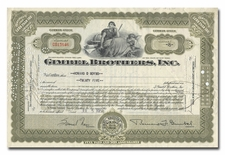 Gimbel Brothers, Inc.