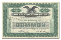 Great Western Sugar Company