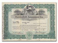 Haddonfield Amusement Company (New Jersey)