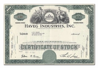 Haveg Industries, Inc.