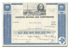 Houston Natural Gas Corporation (Became Enron)
