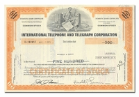 International Telephone and Telegraph Corporation