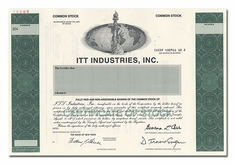 ITT Industries, Inc. (Specimen)