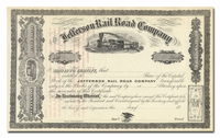 Jefferson Rail Road Company