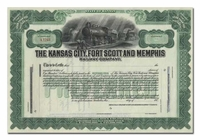 Kansas City, Fort Scott and Memphis Railway Company