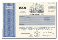 KCS Energy, Inc.
