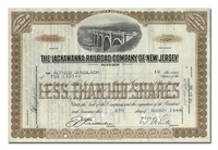 Lackawanna Railroad Company of New Jersey