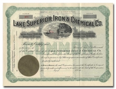 Lake Superior Iron and Chemical Company