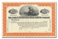 Lehigh and Hudson River Railway Company