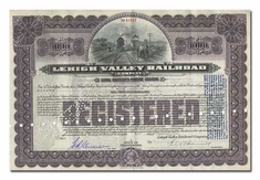 Lehigh Valley Railroad Company