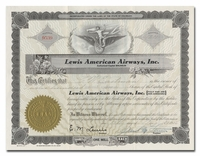 Lewis American Airways, Inc.