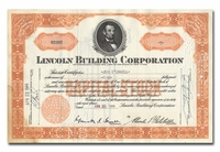 Lincoln Building Corporation