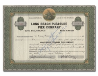 Long Bech Pleasure Pier Company (The Pike)