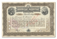 Louisville and Nashville Railroad Company