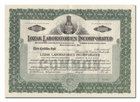 Lozak Laboratories Incorporated