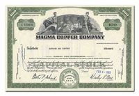 Magma Copper Company (Nevada)