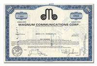 Magnum Communications Corporation