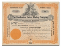 Manhattan Union Mining Company (Colorado)