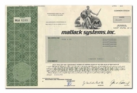 Matlack Systems, Inc.