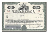 McCrory Corporation