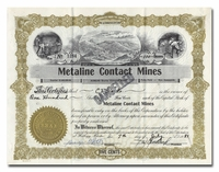 Metaline Contact Mines (Washington)
