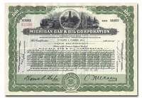 Michigan Gas and Oil Corporation