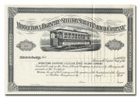 Middletown, Highspire and Steelton Street Railway Company