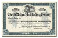 Middletown Street Railway Company (Connecticut)