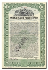 National Electric Power Company