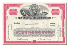 New England Electric System