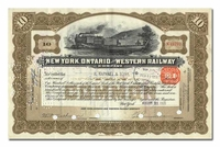 New York, Ontario and Western Railway Company