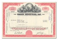 Omark Industries, Inc.