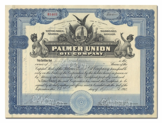 Palmer Union Oil Company