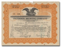 Paterson Brewing Company
