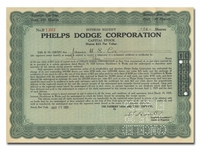 Phelps Dodge Corporation (Arizona)