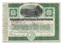 Philadelphia and West Chester Traction Company