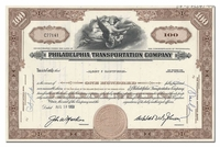 Philadelphia Transportation Company