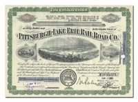 Pittsburgh and Lake Erie Railroad Company